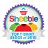 top t shirt blog badge
