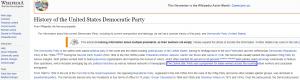 Slave Day Democrats