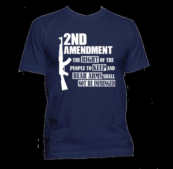 2nd Ammendment t shirt